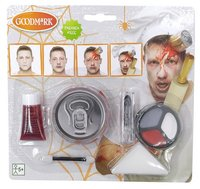 Goodmark set de maquillage Zombie Chef