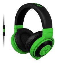 Razer Headset Kraken mobile neon groen-Linkerzijde