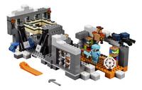 LEGO Minecraft 21124 Het end portaal-Vooraanzicht