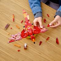 LEGO Harry Potter 76394 Felix, de feniks van Perkamentus-Afbeelding 1