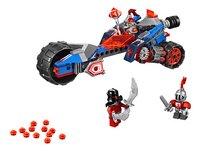 LEGO Nexo Knights 70319 La moto-tonnerre de Macy-Avant