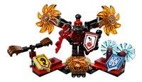 LEGO Nexo Knights 70338 L'Ultime Général Magmar-Avant