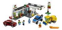 LEGO City 60132 La station-service-Avant