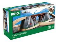 BRIO World 33391 Pont catastrophe-Côté gauche