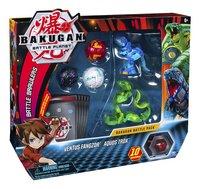 Bakugan Battle 5-Pack - Ventus Fangzor & Aquos Trox-Linkerzijde
