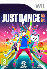 Wii Just Dance 2018 FR/ANG