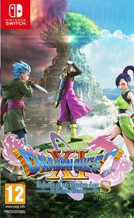 Nintendo Switch Dragon Quest XI: Echoes of an Elusive Age ENG-Vooraanzicht