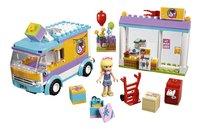 LEGO Friends 41310 La livraison de cadeaux d'Heartlake City-Avant