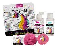 Bad- en douchegel Splash and Fun Unicorn Bath Set-Vooraanzicht