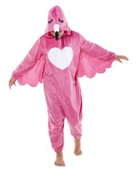 DreamLand verkleedpak Flamingo-Afbeelding 3