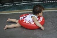 Bouée Swimtrainer Classic rouge-Détail de l'article