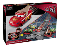 Speelset Disney Cars 3 Transforming Bliksem McQueen