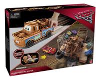 Set de jeu Disney Cars 3 Martin se transforme