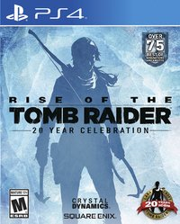 PS4 Rise of the Tomb Raider ENG/FR