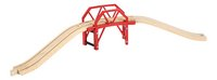 BRIO World 33699 Pont courbe-Avant