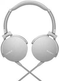 Sony casque MDR-XB550AP blanc