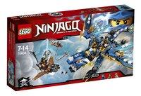 LEGO Ninjago 70602 Le dragon élémentaire de Jay