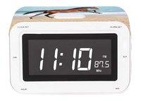bigben radio-réveil RR30 Cheval sur la plage-Avant