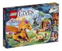 LEGO Elves 41175 De Lavagrot van de Vuurdraak-Vooraanzicht