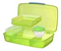 Sistema lunchbox Bento Box Duo lime-Artikeldetail