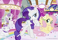 Ravensburger 2-in-1 puzzel My Little Pony-Artikeldetail