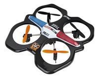 Carrera drone Police-Bovenaanzicht