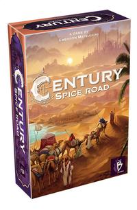 Century Spice Road-Linkerzijde