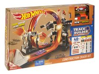 Hot Wheels speelset Track Builder Construction Crash Kit