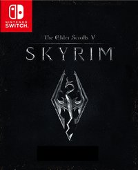 Nintendo Switch The Elder Scrolls V: Skyrim ENG/FR