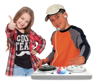 Table de mixage Disco DJ Mixer-Image 2