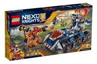 LEGO Nexo Knights 70322 Le transporteur de tour d'Axl