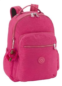 Kipling rugzak Clas Seoul Up Cherry Pink Mix
