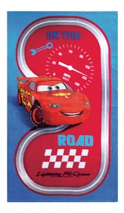 Strandlaken Disney Cars Race to the finish 70 x 120