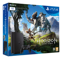 Sony PS4 Slim console 1 To + Horizon Zero Dawn