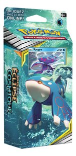 Pokémon JCC Soleil et Lune 12 Éclipse Cosmique Starter Kyogre-Côté gauche