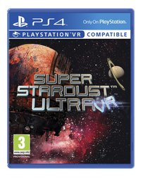 PS4 VR Super Stardust Ultra FR/ANG-Avant