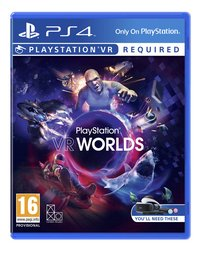 PS4 VR Worlds ENG/FR