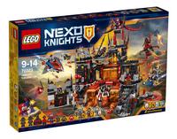 LEGO Nexo Knights 70323 Le repaire volcanique de Jestro