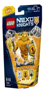 LEGO Nexo Knights 70336 Ultimate Axl