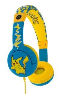 Pokémon hoofdtelefoon Pikachu