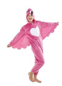 DreamLand verkleedpak Flamingo-Afbeelding 4