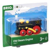 BRIO World 33617 Grande locomotive à vapeur-Côté gauche