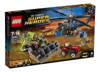 LEGO Super Heroes 76054 Batman: Scarecrow zaait angst