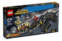 LEGO Super Heroes 76055 Batman: Killer Croc rioolravage