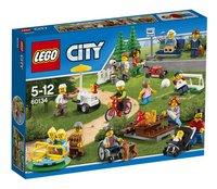 LEGO City 60134 Le parc de loisirs