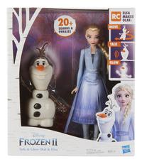 Disney Frozen II Elsa & Olaf-Rechterzijde