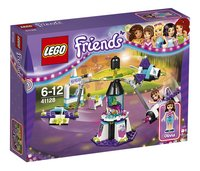 LEGO Friends 41128 Le manège volant du parc d'attractions