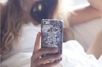 i-Paint coque Tattoo pour iPhone 5/5s