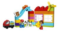 LEGO DUPLO 10820 Creatieve bouwmand-Vooraanzicht
