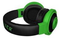 Razer casque-micro Kraken Mobile Neon vert-Vue du haut